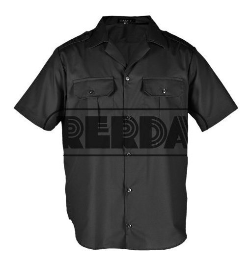 Camisa Manga Corta Policía Federal Premium T: 34 A 44 Cuota