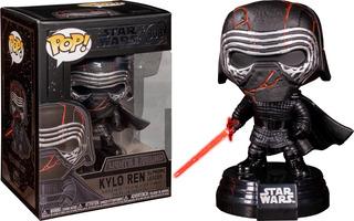 Funko Pop! Star Wars Kylo Ren 308 Lights And Sound