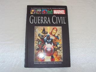 Guerra Civil Coleccionable Salvat # 42 (negra)