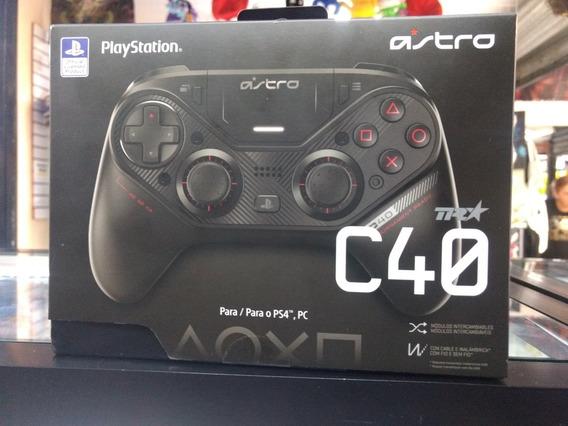 Mando Astro C40 Tr Pc /ps4 Inalámbrico Nuevo