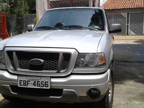 Ford Ranger 2.3 Xls Cs 4x2 Sport 2008 - Único Dono