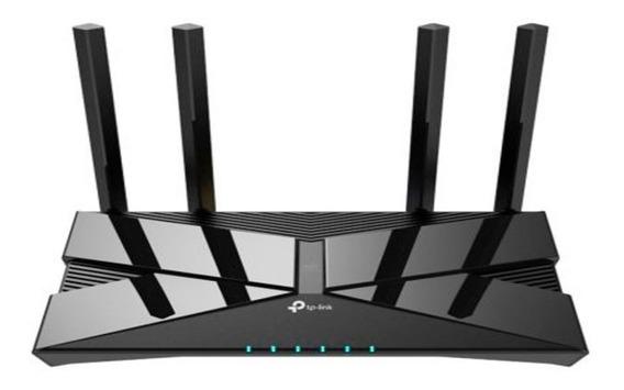 Router Tp-link Ax50 Wifi 6 Última Generación Ax3000