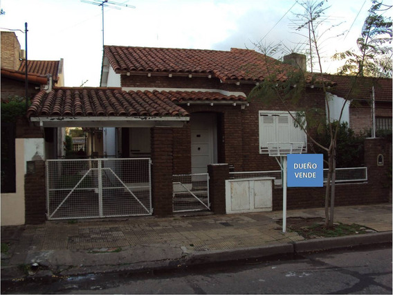 San Isidro - 3 De Febrero 678 - Dueño Vende Lote Con 2 Casas