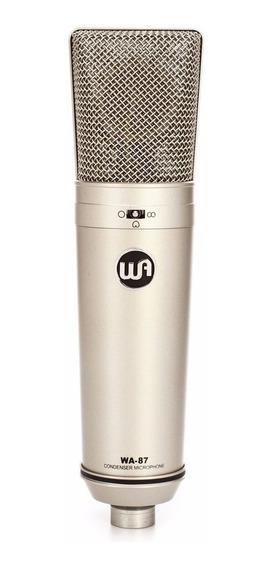 Microfone Condensador Warm Wa-87