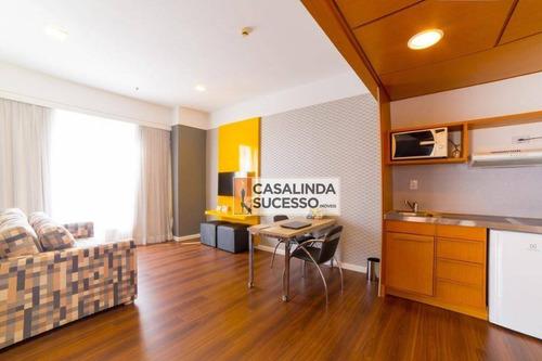 Imagem 1 de 13 de Loft Com 1 Dormitório À Venda, 53 M² Por R$ 360.000,00 - Santana - São Paulo/sp - Lf0003