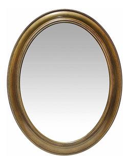Sonore Espejo De Pared Antiguo De Oro De 30 Pulgadas