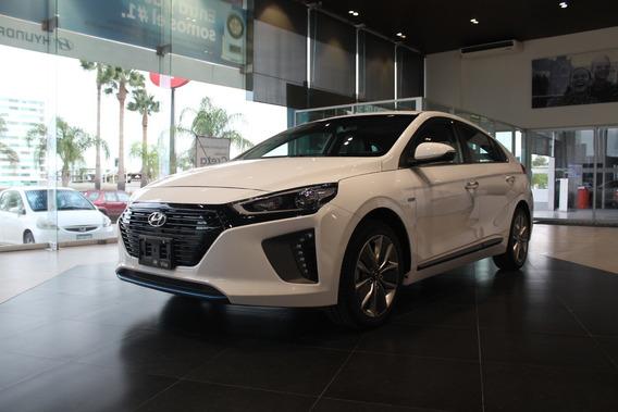 Hyundai Ioniq Hybrid 2018 Limited 1.6l+motor Eléctrico Demo