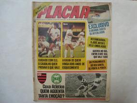 Revista Placar N.451 / Dezembro 1978 - Coxa X Atlético