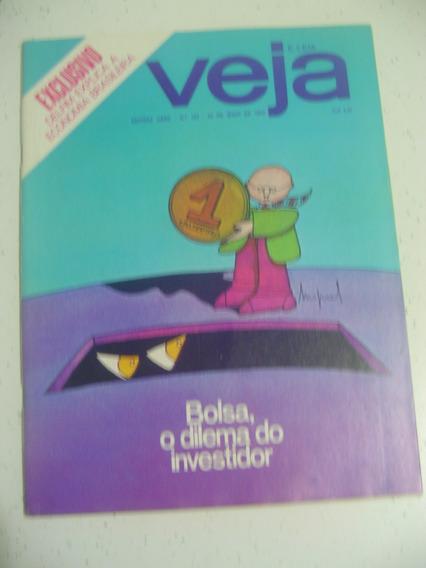 Revista Veja 194 Altamira Mirabela Emerso Victor Delfin 1972