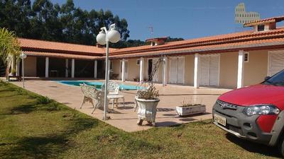 Chácara Rural À Venda, Área Rural, Salto De Pirapora. - Ch0023