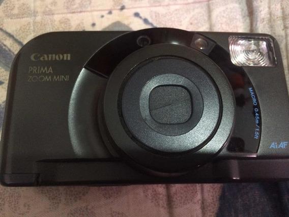 Cannon Câmera