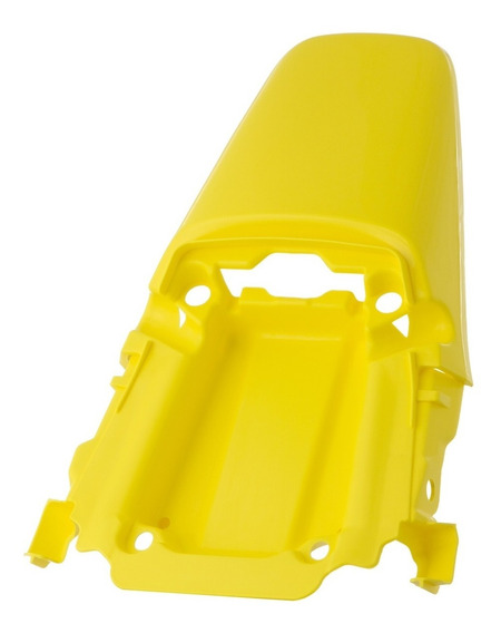 Paralama Traseiro Pro Tork Moto Bros 150 2008 Amarelo