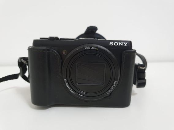 Câmera Fotográfica Sony Dsc-hx50v Ótimo Estado Oportunidade