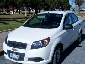 Chevrolet Aveo 1.6 Ls L4 Man S/aire At 2015