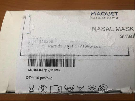 Mascarilla Para Cpap Neonatal Tamaño s Marca Maquet