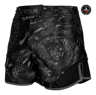 Short Venum Dragon Mma Jiu Jitsu Crossfit Running