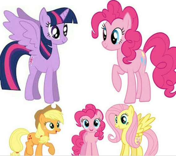 Desenhos My Little Pony