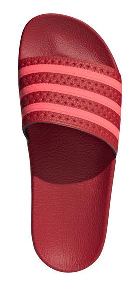 Ojotas adidas Originals Moda Adilette W Mujer Rj/rj