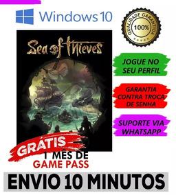 Sea Of Thieves - Windows 10 - Jogue On - Preço Imbativel !