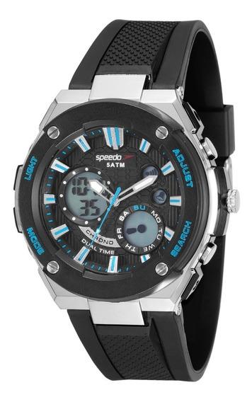 Relógio Speedo Masculino 81176goevnp1