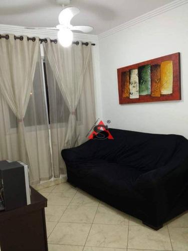 Apartamento Com 2 Dormitórios À Venda, 50 M² Por R$ 307.000,00 - Sacomã - São Paulo/sp - Ap42775