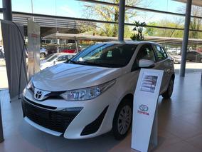 Toyota Yaris Hatchback Xs Mt