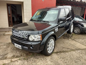 Land Rover Discovery 4 3.0 Hse 4x4 V6 24v Turbo Diesel 4p