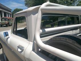Camioneta Chevrolet1966 Unica ¡¡¡¡¡ Motor 250 Ymas Cosas
