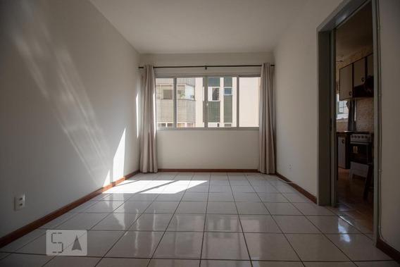 Apartamento No 10º Andar Com 2 Dormitórios E 1 Garagem - Id: 892953695 - 253695