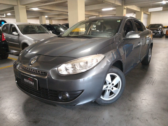 Renault Fluence 2.0 Dynamique 16v Flex 4p Manual