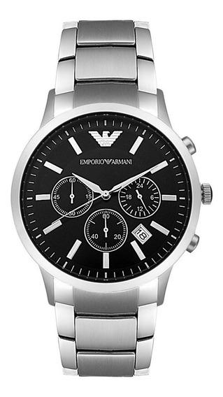 Relógio Emporio Armani Ar2434 C/caixa - 12 X Sem Juros
