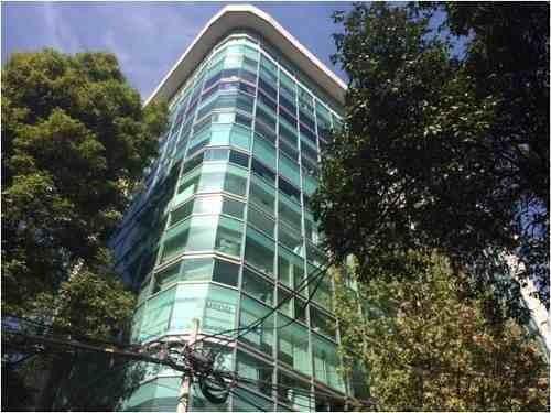Oficina Renta Polanco, Penthouse 512m2, Planta De Luz, Vigil