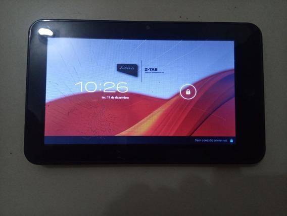 Tablet Zagg Z Tab 7 Pc 722 Preto Leia A Escrição !