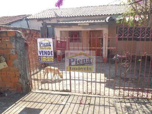 Casa  Residencial À Venda, Vila Valle, Sumaré. - Ca0090