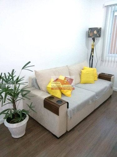Apartamento Com 1 Dormitório À Venda, 32 M² Por R$ 240.000,00 - Liberdade - São Paulo/sp - Ap13451