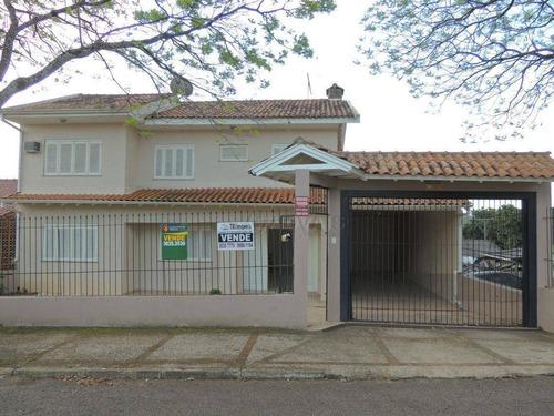 Casa Com 4 Dormitórios À Venda, 200 M² Por R$ 614.800,00 - Petrópolis - Novo Hamburgo/rs - Ca0735