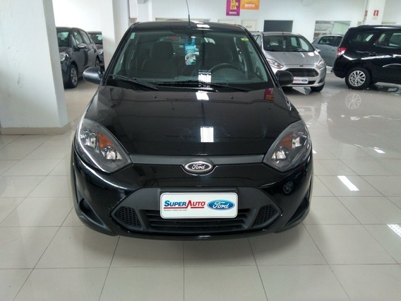 Ford Fiesta 1.6 Fly Flex 5p 2011
