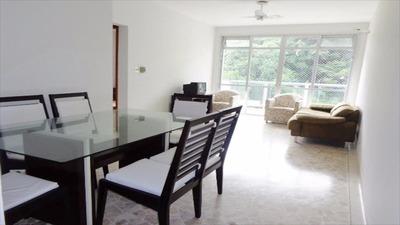 Ref.: 1099 - Apartamento Em Guarujá, No Bairro Pitangueiras