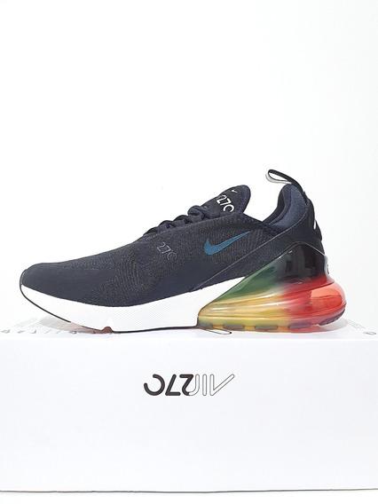 Tênis Nike Air Max 270 Preto Ed. Especial Original N. 40 41