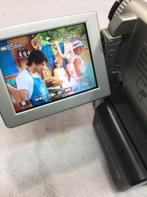 Filmadora Sony Mini Dv Dcr-pc101 Não Grava