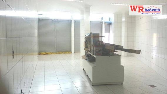 Prédio Comercial À Venda, Vila Baeta Neves, São Bernardo Do Campo. - Pr0025