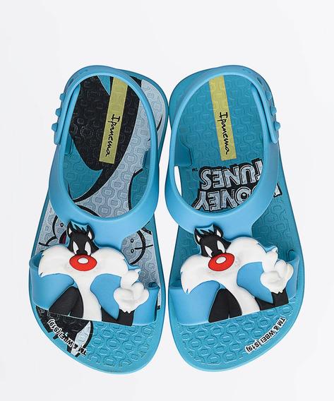 Chinelo Grendene Infantil Looney Tunes - 26372