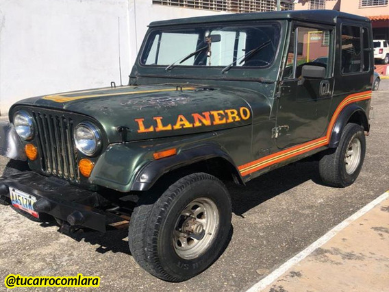 Jeep Cj7 Sincronico 4x4