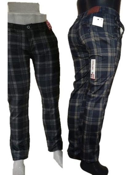 Pantalones Cuadros Hombre En Mercado Libre Mexico