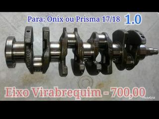 Eixo Virabrequim Para Prisma/onix 1.0 17/18
