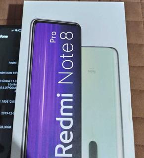 Redmi Note 8 Pró 128gb