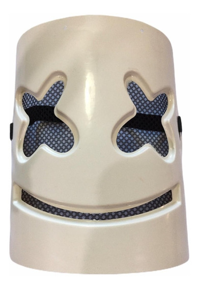 Mascara Mash Mello Terror Halloween Plastico
