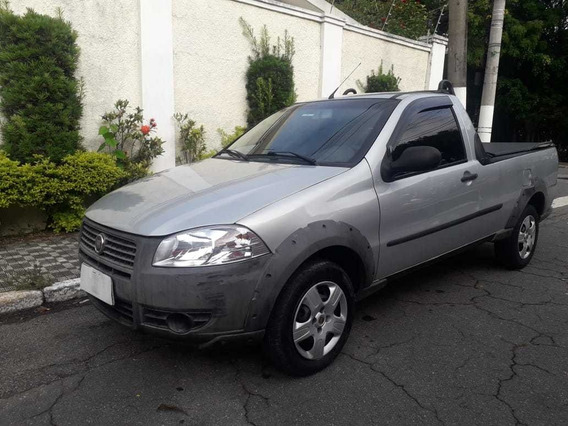 Fiat Strada Working 1.4 Cs 2013 Completo