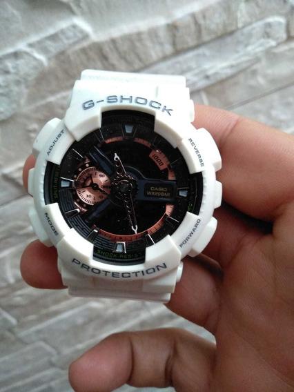 Relógio G-shock Ga-110 24h P Envio!