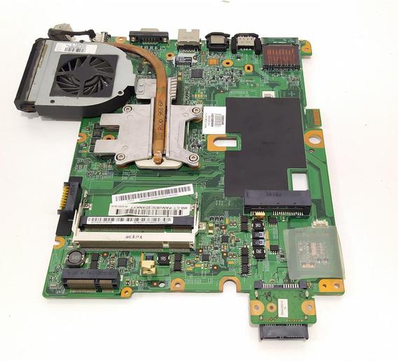 Placa Mãe Notebook Compaq Presario Cq60-415ee *defeito*